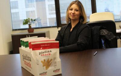 Intervista a Erika Vandi Piadina Snack